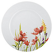 Tesco Meadow Flower Dinner Plate