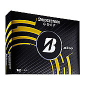 Bridgestone Mens Tour B330 Golf Balls (2014) in White
