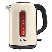 Breville VKJ899 Colour Collection Jug Kettle with 1.7L Capacity in Cream