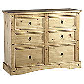 Home Essence Corona 6 Drawer Chest