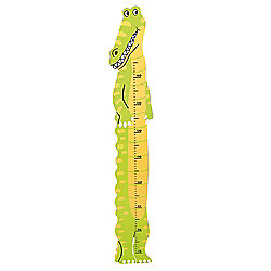 Bigjigs Toys BJ595 Height Chart (Crocodile)