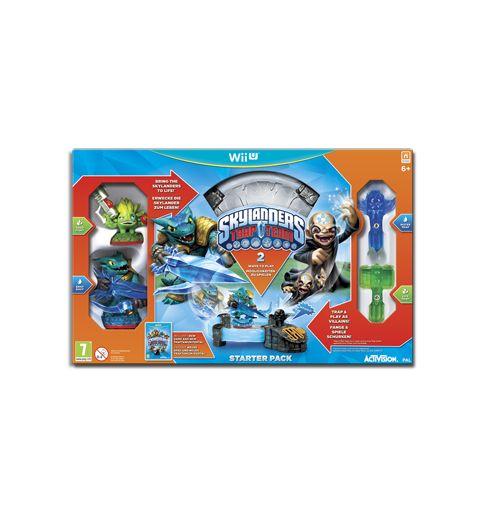 Skylanders Trap Team Starter Pack Wii U