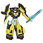 Transformers Robots In Disguise Warrior Class - Night Ops Bumblebee