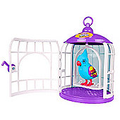 Little Live Pets Bird Cage With Funky Feathers