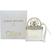 Chloe Love Story Eau de Parfum (EDP) 30ml Spray For Women