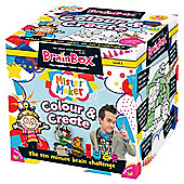 BrainBox Colour & Create Mister Maker Brain Challenge