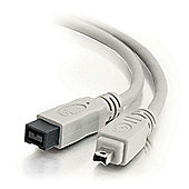 Cables to Go 2m IEEE-1394b FireWire 800 9-Pin/4-Pin Cable