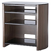 Walnut Veneer TV Stand for screens up to 37 inch