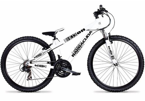 Barracuda Icon 18 Speed Front Suspension Boys Bike. 24
