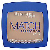 Rimmel MATCH PERFECTION CREAM COMPACT - IVORY
