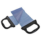 York Fitness Y Pilates Band with Handles