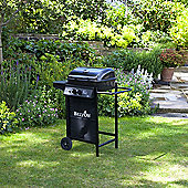BillyOh Patio Grill Burner Hooded Gas BBQ
