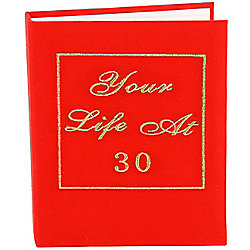 Your Life Photo Albums - 30th Birthday