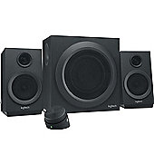 Logitech Z333 Multimedia Speakers - 2.1 Speaker System - 40W RMS
