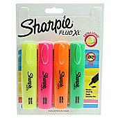 Sharpie Highlighters - Jumbo 4pk