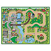 Roll and Store Play Mat