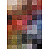 InRUGS Firenze Multi Tufted Rug - 290cm x 200cm (9 ft 6 in x 6 ft 6.5 in)
