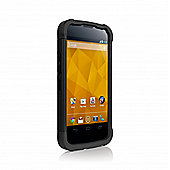 Ballistic LG Nexus 4 Shell Gel Case - Black