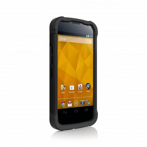 Ballistic LG Nexus 4 Shell Gel Case - Black
