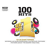 100 Hits UK No 1s