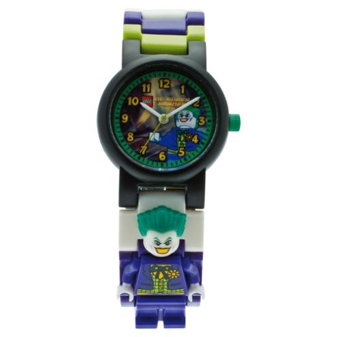 LEGO DC Super Heroes Joker watch