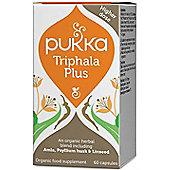 Pukka Triphala Plus - 60 Capsules