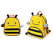 Skip Hop Zoo Pack and Lunch Bag Bee