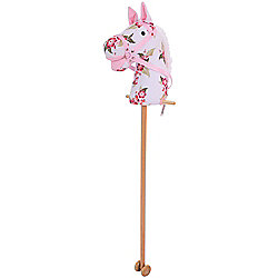 Bigjigs Toys Floral Hobby Horse