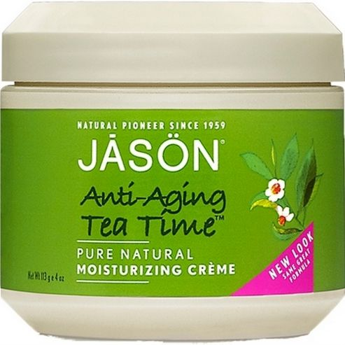 Tea Time Green Tea Moisturiser Organic (120g Cream)