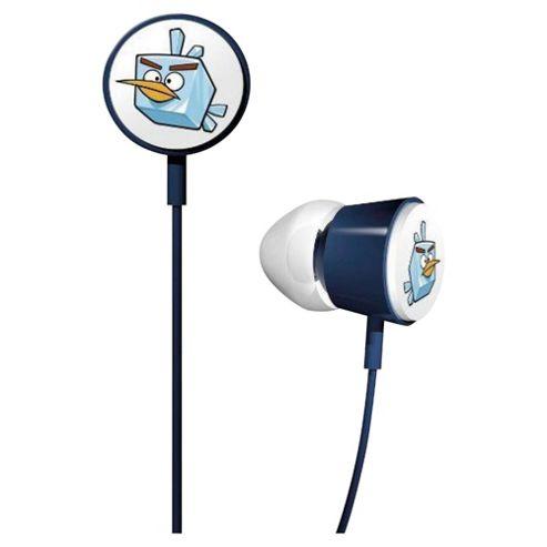 Gear 4 Black Tweeters AngryBirds Space Headphones