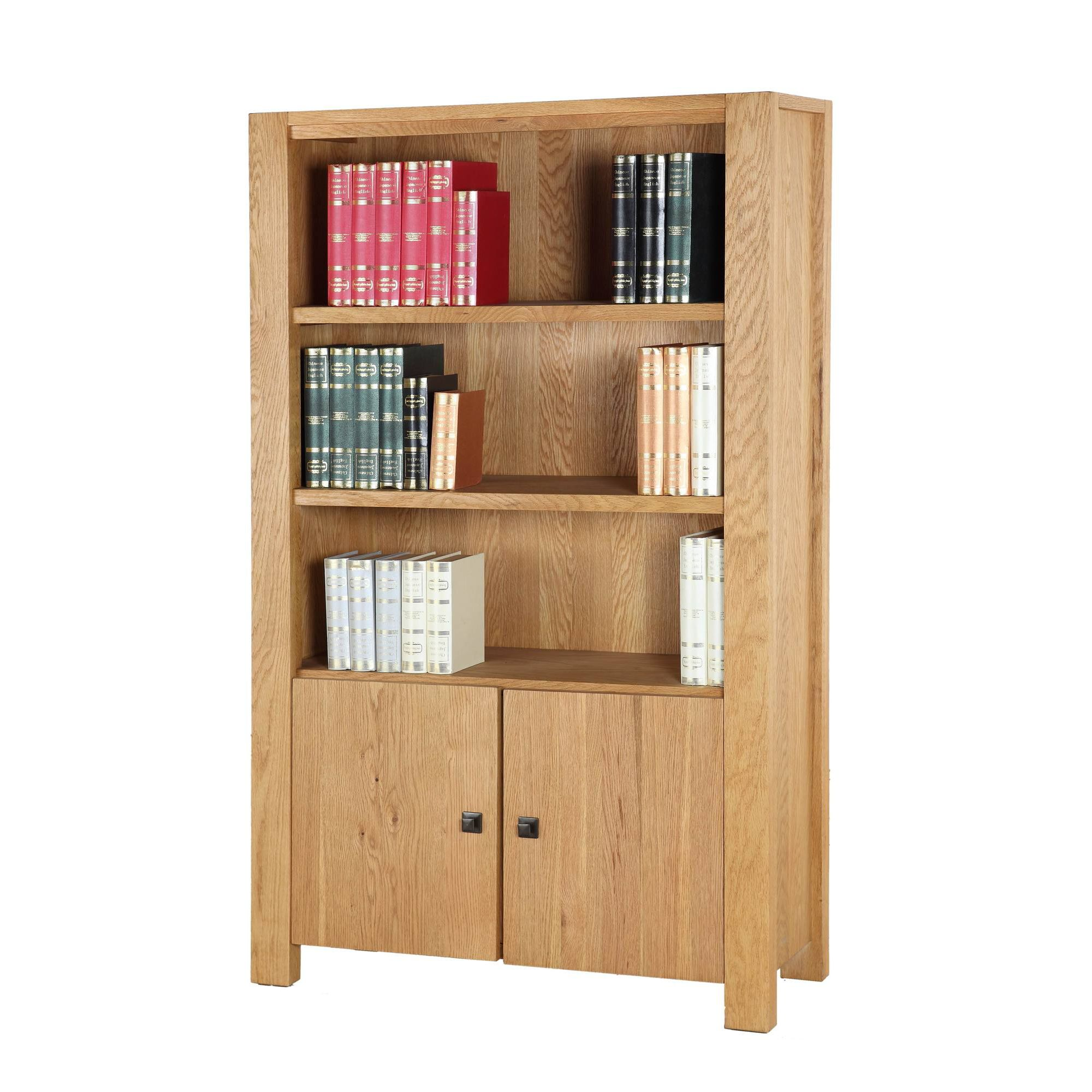 Oakinsen Clermont Bookcase at Tesco Direct