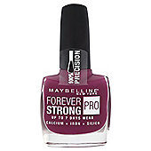 Maybelline SuperStay 7 Days Nail Colour 265 Divine Wine