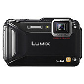 Panasonic Action Lumix FT5 black camera