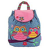 Children's Polka Dot Owl Signature Backpack