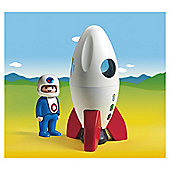 Playmobil 6776  Moon Rocket