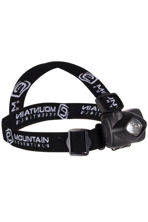 5 LED Head Torch Flashlight Walking Hiking Camping Running Headtorch Flash Light