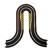 Scalextric Sport Track C9022J Hairpin Curve And Sides Wipes