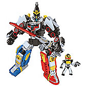 Mega Bloks Power Rangers Mega Force Gosei Grand Megazord