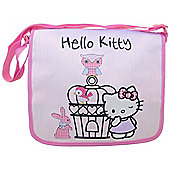 Hello Kitty Woodland Courier Bag