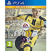 FIFA 17 PS4 Deluxe Edition