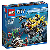 LEGO City Deep Sea Submarine 60092