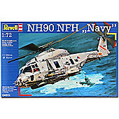 Revell Nh90 Nfh Navy 1:72 Aircraft Model Kit - 04651
