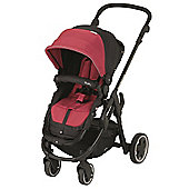 Kiddy Click n Move 3 Pushchair (Cranberry)