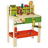 Teamson EverEarth Carpenters Work Bench