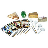 Grafix 4-in-1 Excavation Discovery Set