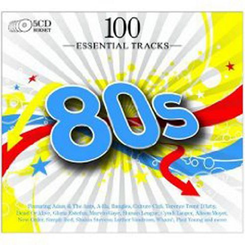 100 Essential Hits Of The 80S