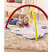 East Coast Baby Sensory Say Hello Little Rain Cloud Musical Play Gym