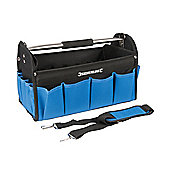 Silverline Heavy Duty Tool Bag Hard Base 400 x 200 x 255mm