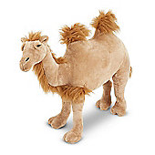 Melissa & Doug Camel Plush Soft Toy