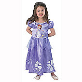 Sofia the First Princess Costume - Small (Age 3-4)